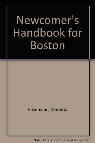9780912301266: Newcomer's Handbook for Boston