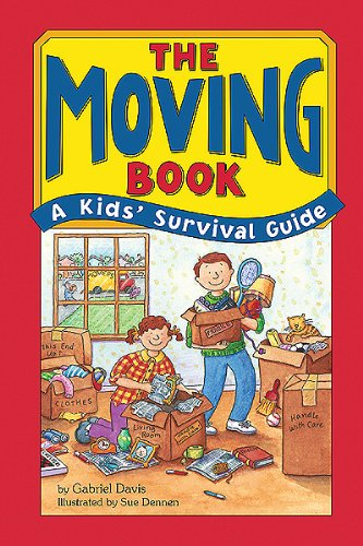 9780912301525: The Moving Book: A Kids' Survival Guide