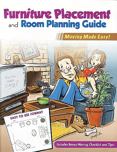 9780912301860: Furniture Placement and Room Planning Guide (Moving Made Easy!)