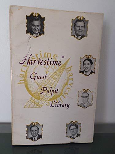 9780912315140: Harvestime Guest Pulpit Library (Volume # 1)