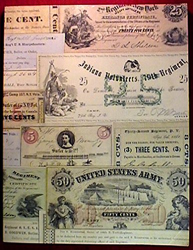 Sutler Paper Money: Kenneth Keller