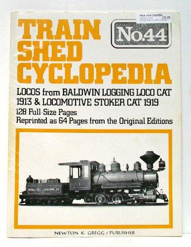 9780912318769: Train Shed Cyclopedia: No. 44