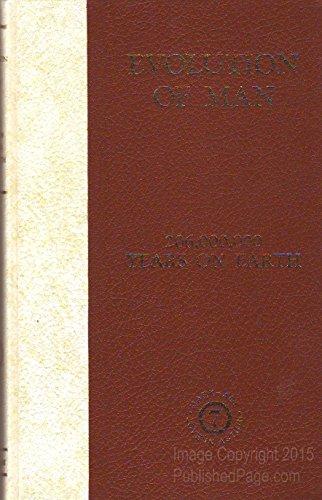 9780912322025: Evolution of man,: Channeled by the spiritual Hierarchy through Nada-Yolanda