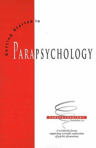 9780912328874: Getting Started in Parapsychology