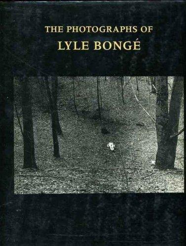 Photographs of Lyle Bonge (Jargon (Jargon Society),: Bonge, Lyle