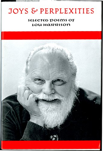 9780912330747: Joys and Perplexities: Selected Poems of Lou Harrison