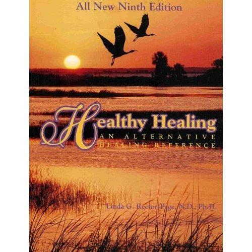 9780912331218: Healthy Healing an Alternative Healing Reference