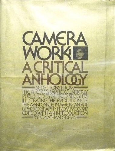 9780912334479: Camerawork: A Critical Anthology