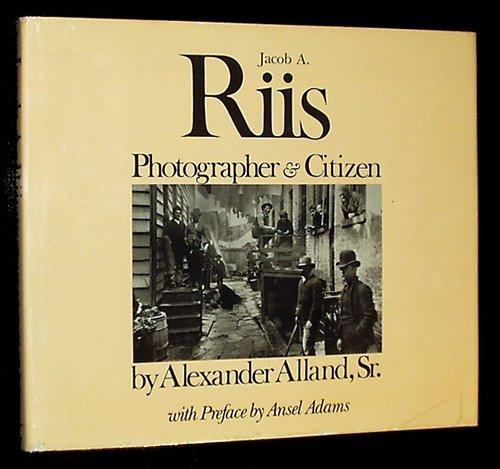 9780912334660: Jacob A. Riis: Photographer & Citizen