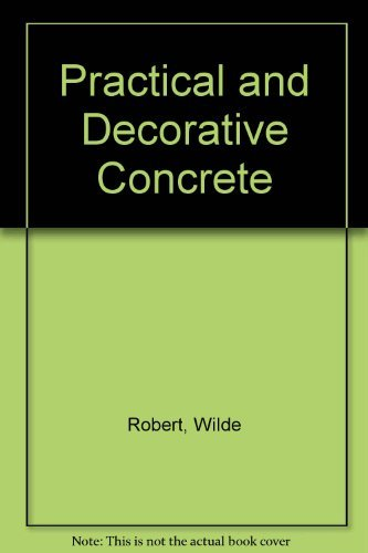 9780912336398: Practical & Decorative Concrete