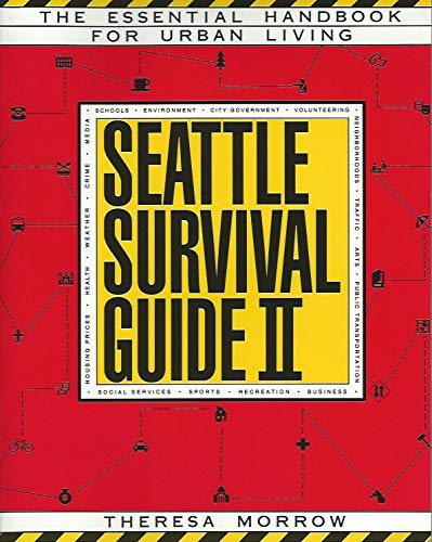 9780912365848: Seattle Survival Guide II: The Essential Handbook for Urban Living