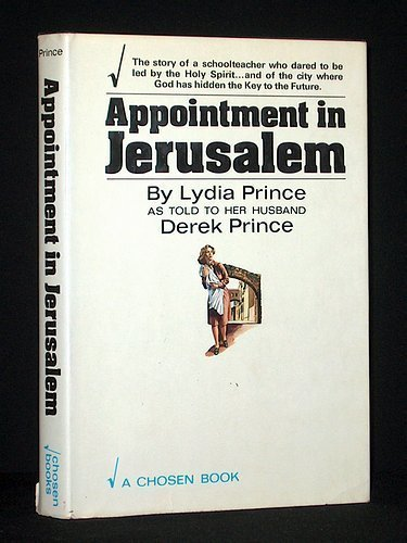 9780912376127: Appointment in Jerusalem