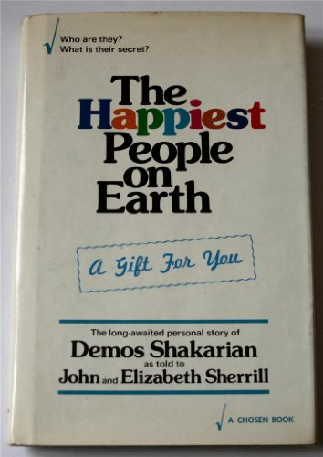 9780912376141: The happiest people on earth : the long-awaited personal story of Demos Shakarian
