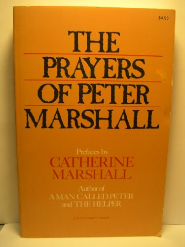 9780912376431: The Prayers of Peter Marshall