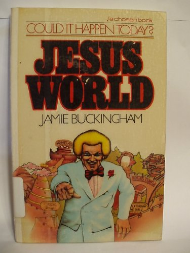 9780912376745: Jesus World : a novel