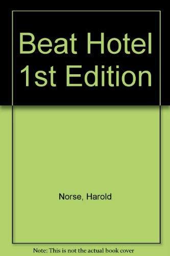 9780912377001: Beat Hotel