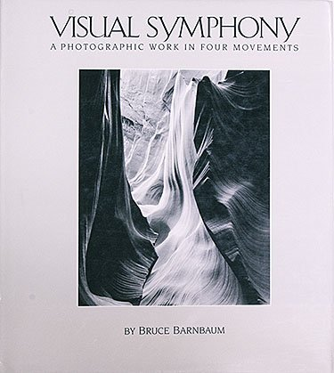 VISUAL SYMPHONY : photographic work in four Movements, Signed