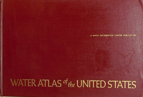 9780912394039: Water Atlas of the United States