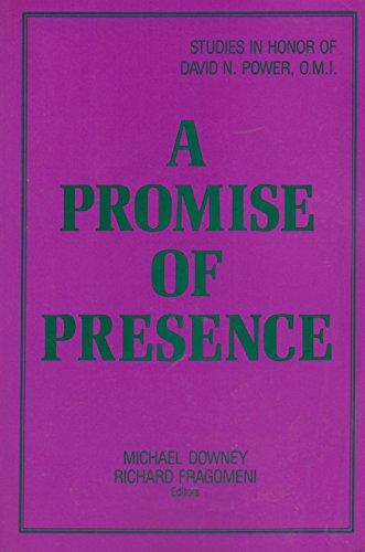 9780912405926: A Promise of Presence: Studies in Honor of David N Power Omi