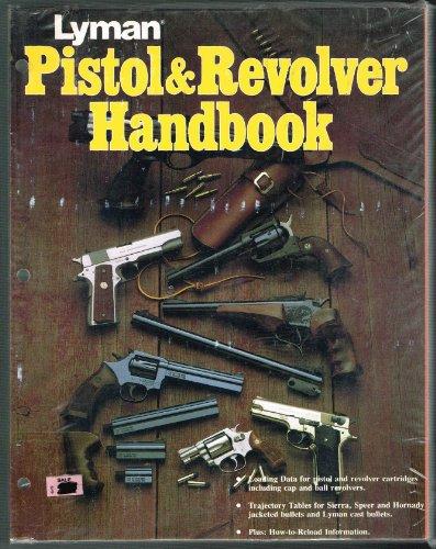 9780912412122: Lyman pistol and revolver handbook