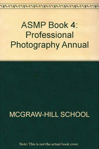 9780912417042: Asmp Book 4: Professional Photography Annual