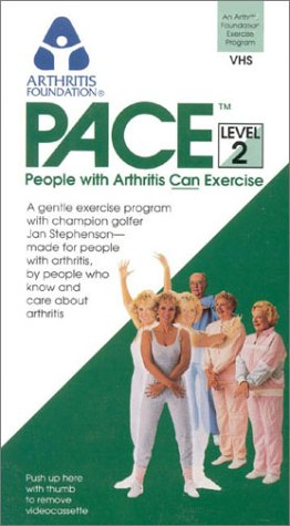 9780912423364: People with Arthritis Can Exercise (PACE), Level II [VHS]
