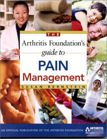 9780912423395: The Arthritis Foundation's Guide to Pain Management