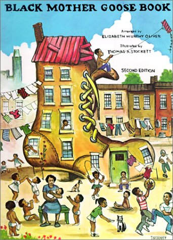 Black Mother Goose Book: Oliver, Elizabeth Murphy