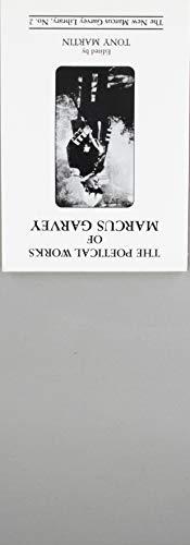 9780912469034: The Poetical Works of Marcus Garvey (Silsilat Islamiyat Al-Thaqafah)