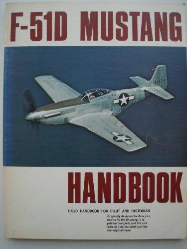 F51d Mustang Handbook: Mayborn, Mitch