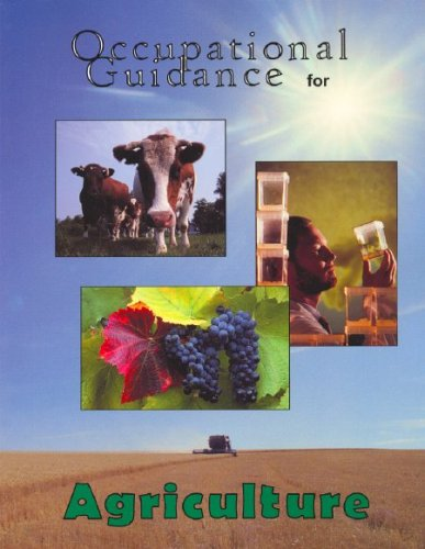 Occupational Guidance for Agriculture