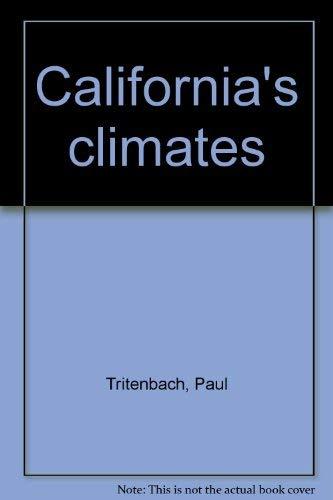 California's climates: Tritenbach, Paul