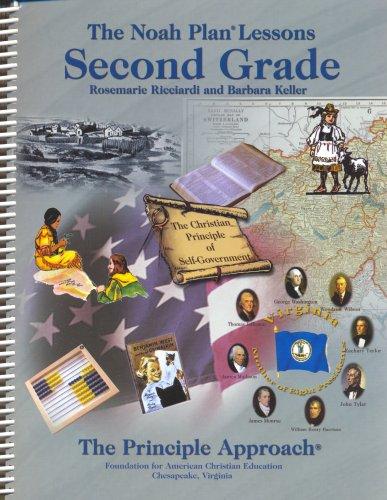 9780912498324: The Noah Plan Lessons Second Grade