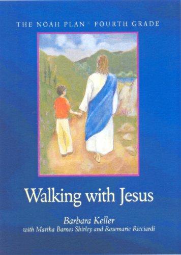9780912498430: Walking with Jesus Teacher Planner on CD - The Noah Plan Fourth Grade