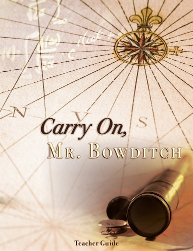9780912498645: Carry On Mr. Bowditch Teacher Guide