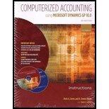 9780912503424: Computerized Accounting using Microsoft Dynamics GP 10.0