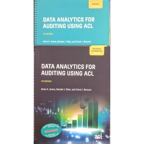 9780912503622: Data Analytics for Auditing Using ACL
