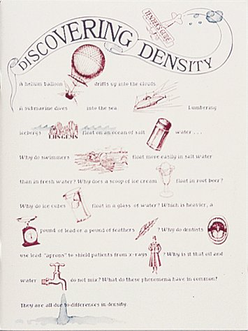 9780912511177: Discovering Density (Great Explorations in Math & Science)