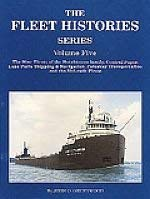 The Fleet Histories Volume Five: The Nine: Greenwood, John Orville