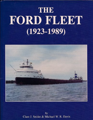 The Ford Fleet, 1923-1989: Snider, Clare J.;