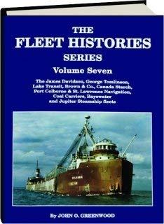 Fleet Histories Series, Volume 7: The James Davidson, George Tomlinson, Lake Transit, Brown & ...