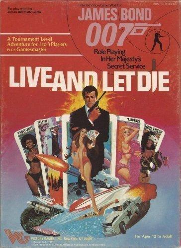 Live and Let Die (James Bond): Gerard Klug
