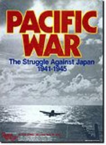 9780912515212: Pacific War: The Struggle Against Japan 1941-1945 (Victory Games Military Simulations, Game No. 30013)