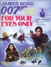 For Your Eyes Only (James Bond 007: Robert Kern