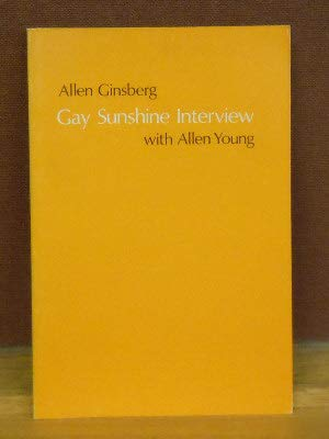Gay Sunshine Interview
