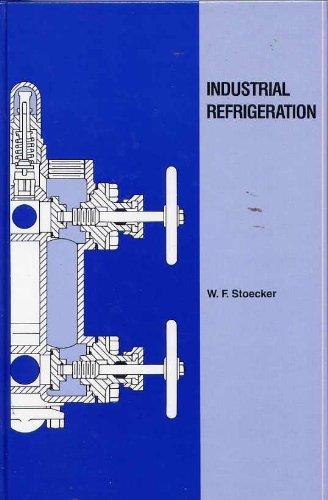 9780912524429: Industrial Refrigeration: 1