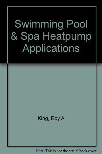 9780912524528: Swimming Pool & Spa Heatpump Applications
