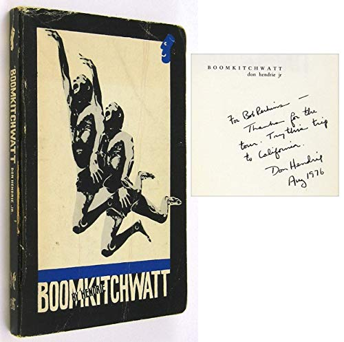 Boomkitchwatt.: Hendrie, Don Jr.