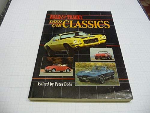 "9780912528441: ""Road & Track's"" Used Car Classics"