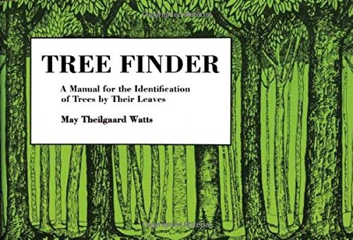 9780912550015: Tree Finder: A Manual for Identification of Trees by Their Leaves (Eastern Us) (Nature Study Guides)